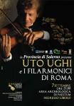 uto ughi,l'area archeologica di paestum,concerto gratuito paestum uto ughi,musiche di j.c. bach,musiche di pugnani kreisler,musiche di mozart,musiche di paganini, concerti gratuiti, concerti gratis