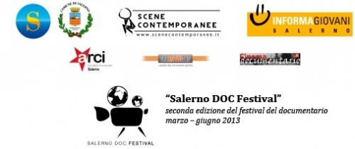 Salerno Doc Festival, festival cinema salerno, cinema docuentariato, documentari,Hot Docs , toronto,IDFA di Amsterdam,Festival di Locarno, festival di new york, David di Donatello, Nastri d'argento, giovani salernitani,  Lasciando la baia del re,Claudia Cipriani,Miglior Documentario - David di Donatello 2012